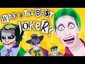 Joker Vs Joker Who Is The Best Of All Time