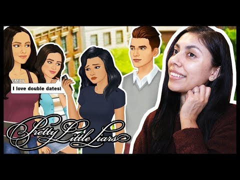 THIS DOUBLE DATE DIDNT END WELL! - PRETTY LITTLE LIARS (Episode 6) - App Game