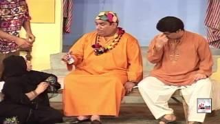 Best of Iftkhar Thakur, Nasir Chinyoti, Komal Naz - PAKISTANI STAGE DRAMA FULL COMEDY CLIP