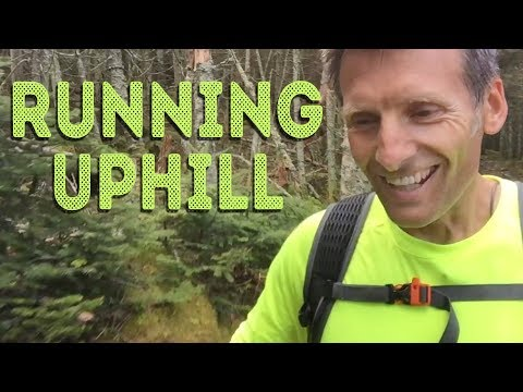 How to Run Uphill With Less Effort