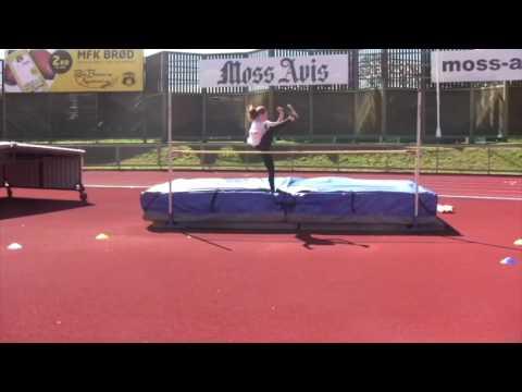 High Jump Training Moss Athletics Club
