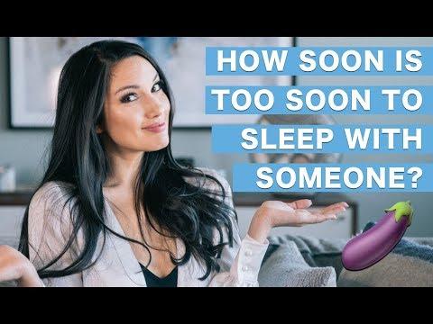 How Soon Is Too Soon to Sleep with Someone?