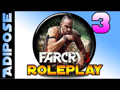 Let's Roleplay Far Cry 3 Modded! - #3 Medusa's Call