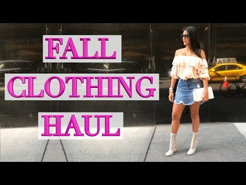 Fall Haul - Classic Clothing Pieces You Need! Gucci, Zara, Carven