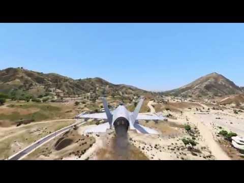 Close Air Support Mod [GTA V| PC]
