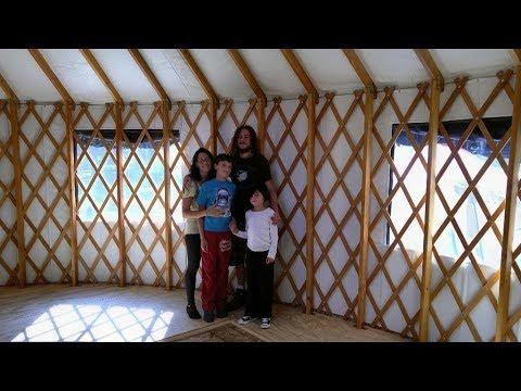 Homesteading Yurt Update 28 - 2 months in the yurt