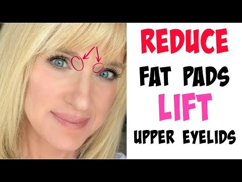 Eye Lift  WITHOUT Surgery! How To LIFT Upper EYELIDS! Under $15