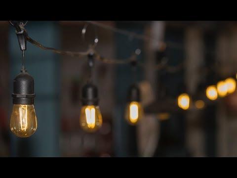 Bistro String Lighting & Accessories