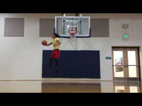 Low Rim Dunk Session- TWoo 12/1/2017