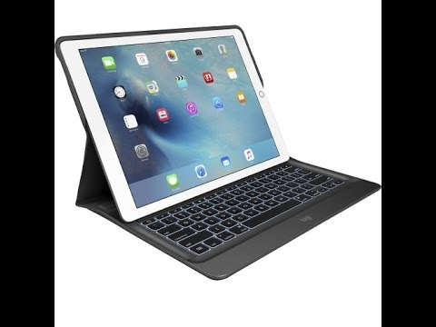 Logi CREATE Keyboard for the [iPad Pro]