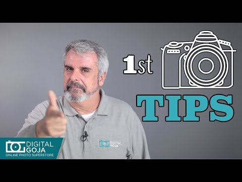 How to Choose your First Camera Photography Beginner's Tips