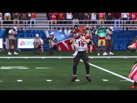 Copy of Madden NFL 17 (Joe Montana?)