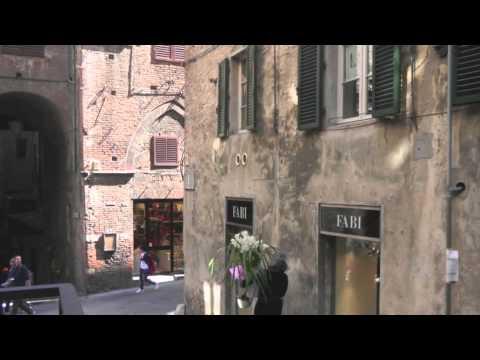 Visit to Siena, Italy
