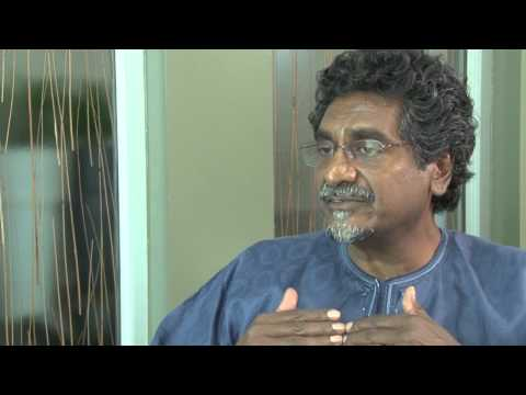 Jay Naidoo, South African social and political activist, talks about social justice and corruption