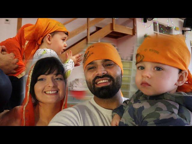 Download TAKING OUR BABY NOAH TO THE GURDWARA SAHIB | WAHEGURU JI 🙏 MP3 Gratis