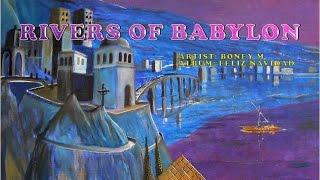 Rivers of Babylon - Boney M (with Lyrics)
