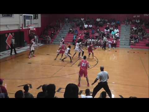 AJHS Basketball - KeShawn Curry #2