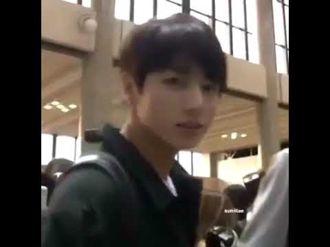 Handsome Jungkook-In case you dont believe in love at first sight,you do now!