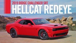 REDEYE: 2019 Dodge Challenger SRT Hellcat Redeye Review