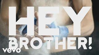 Avicii - Hey Brother (Lyric)
