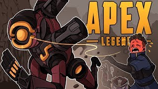 PATHFINDER IS A MANIAC! | Apex Legends (w/ Gorillaphent)