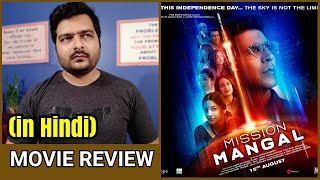 Mission Mangal - Movie Review
