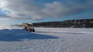 Alaska sprint car