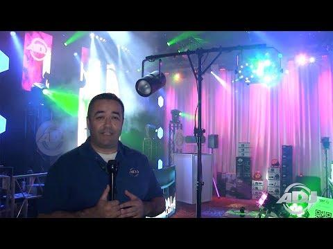 ADJ Gear Tour from MBLV22 - Mobile Beat Las Vegas