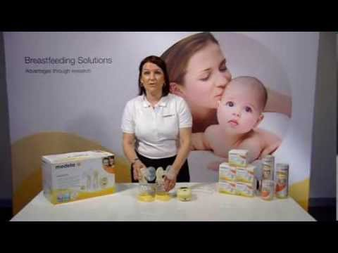 Troubleshooting your Freestyle breastpump - by Medela Australia