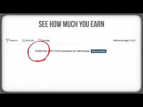 Earn Free bitcoin fast