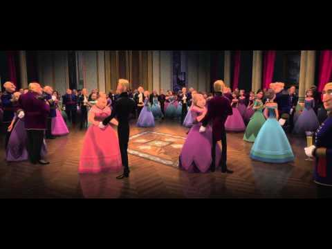Frozen-Elsa's Coronation (HD)