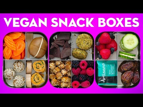 Vegan Snack Bento Box Recipes + FREE GIFT OFFER! Healthy Snacks on a Budget - Mind Over Munch