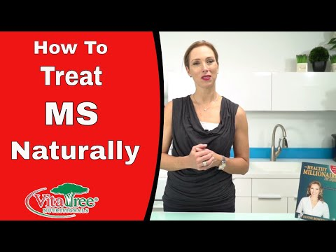 Natural Treatment For MS : How To Heal Multiple Sclerosis - VitaLife Show Episode 256