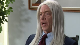 Long Haired Businessmen with J.K. Simmons