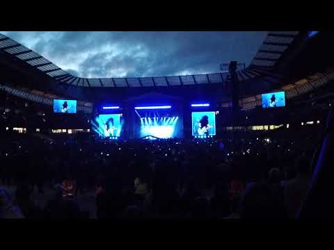 Foo Fighters 'Times Like These' & 'This Is A Call' @ Etihad Stadium, Manchester, UK 19/06/2018