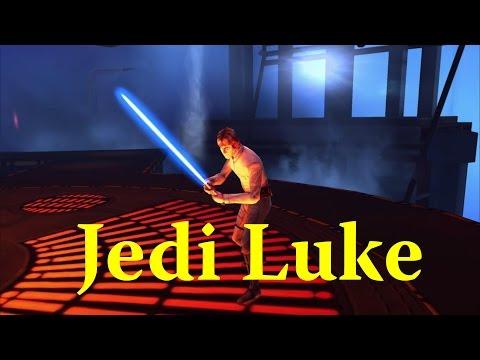 Star Wars: Galaxy Of Heroes - Rebel Luke Skywalker Jedi
