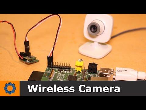 Raspberry Pi - Portable Wireless Camera