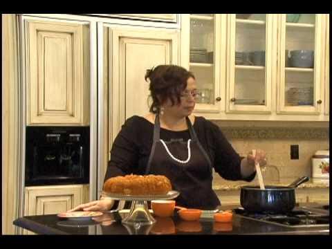 Mi-Ling's Favorite Rum Cake Recipe