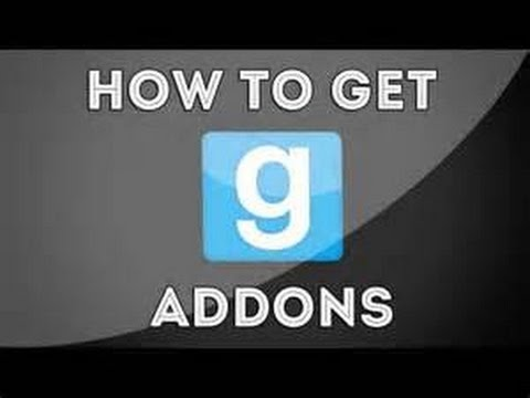 how to install addons for gmod (cracked)