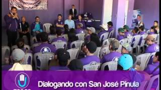 Roberto Alejos Dialoga Con San José Pinula Rs