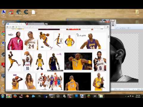 Making Your Own Custom Title Screen | Part 1 - NBA2K Tutorial
