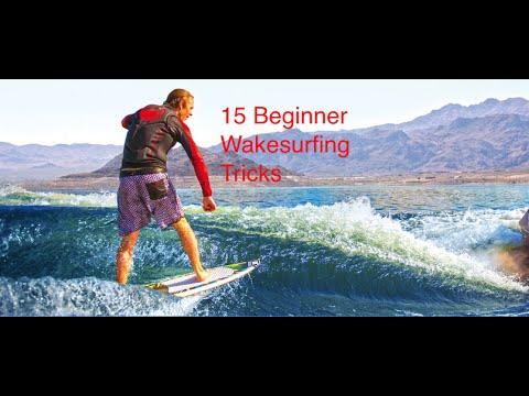 Best 15 Beginner Wakesurfing Tricks to Learn