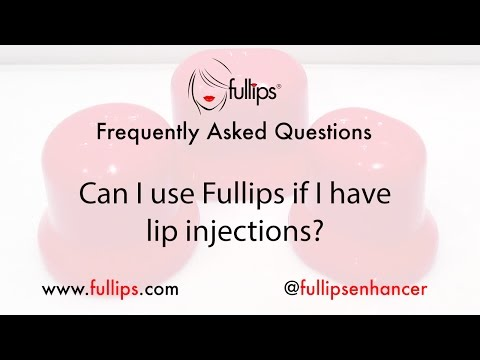 Can I use Fullips if I have lip injections?