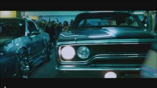 Fast and Furious Dominic Toretto in Tokyo drift