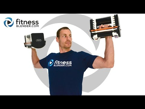 At Home Upper Body Strength Workout - Guaranteed Muscle Burnout