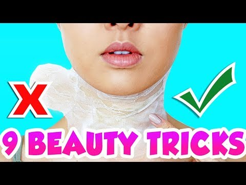 9 Clever Beauty Tricks Experts Use (That You Don't!)
