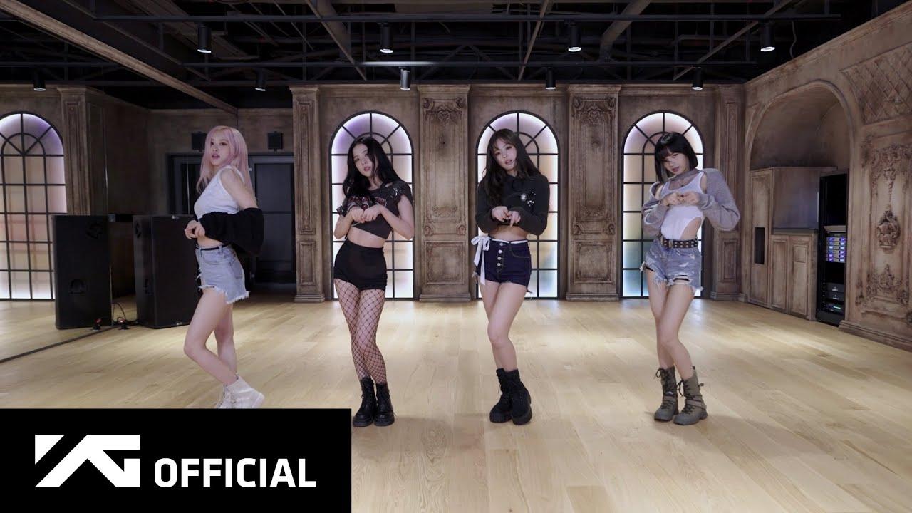BLACKPINK - 'Lovesick Girls' DANCE PRACTICE VIDEO