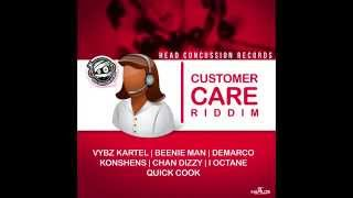 Konshens - Gyal A Whine | Customer Care Riddim | Prod by Rvssian