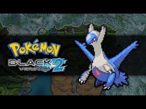 Pokemon Black 2 | How To Get Latios