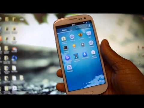Samsung Galaxy s3 HyperDrive Rom RLS13 Multi Window ( Galaxy S4 Look Like )